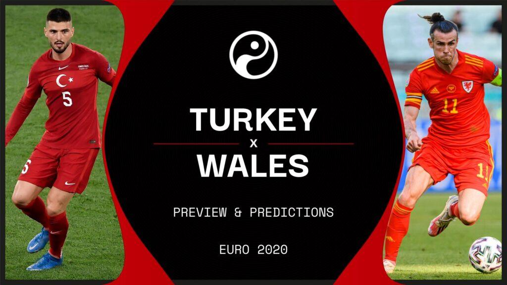 Turquie vs Pays de Galles